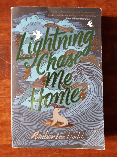 Dodd, Amber Lee - Lightning Chase Me Home (Paperback)
