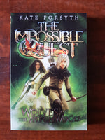 Forsyth, Kate - Impossible Quest 02 Wolves of Witchwood (Paperback)