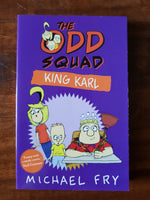 Fry, Michael - Odd Squad King Karl (Paperback)
