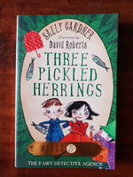 Gardner, Sally - Three Pickled Herrings (Paperback)