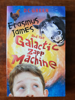 Green, DC - Erasmus James and the Galactic Zapp Machine (Paperback)