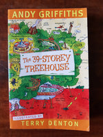 Griffiths, Andy - 039 Storey Treehouse (Paperback)