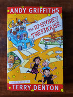 Griffiths, Andy - 117 Storey Treehouse (Paperback)
