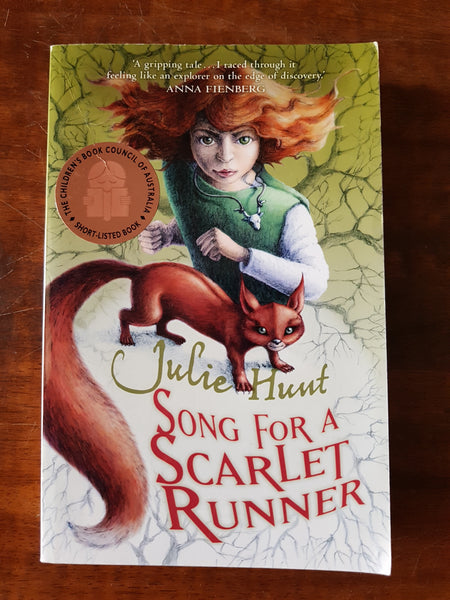 Hunt, Julie - Song for a Scarlet Runner (Paperback)