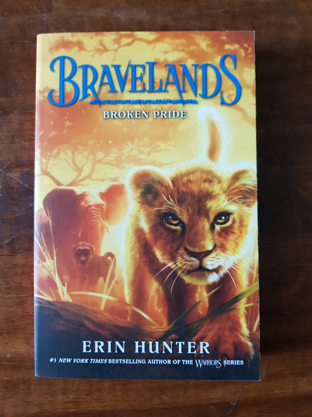 Hunter, Erin - Bravelands (Paperback)