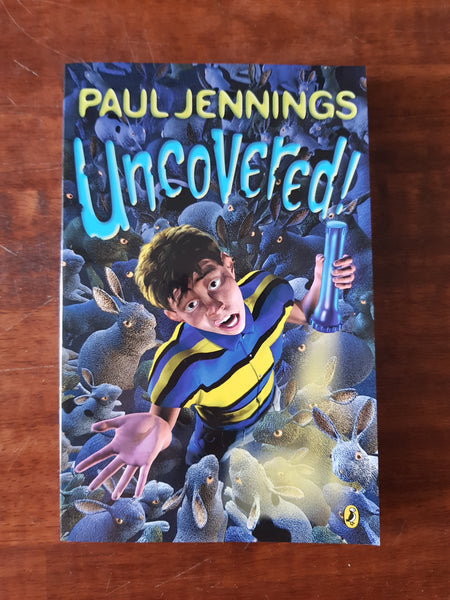 Jennings, Paul - Uncovered (Paperback)
