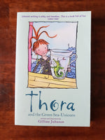 Johnson, Gillian - Thora and the Green Sea Unicorn (Paperback)