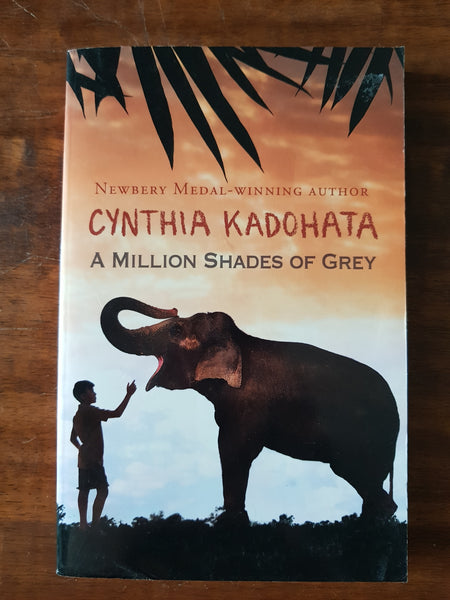 Kadohata, Cynthia - Million Shades of Grey (Paperback)