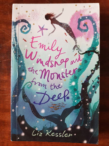 Kessler, Liz - Emily Windsnap and the Monster from the Deep (Paperback)