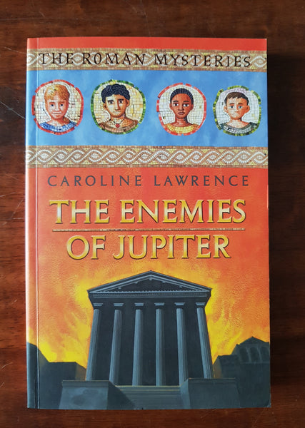 Lawrence, Caroline - Enemies of Jupiter (Paperback)