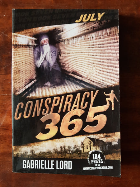 Lord, Gabrielle - Conspiracy 365 July (Paperback)