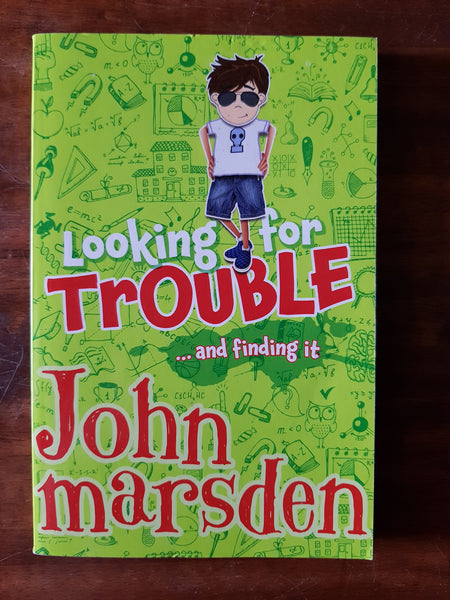 Marsden, John - Looking for Trouble (Paperback)