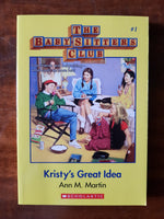 Martin, Ann M - (2016 Ed) Baby Sitters Club 01 (Paperback)