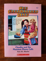 Martin, Ann M - (2016 Ed) Baby Sitters Club 02 (Paperback)