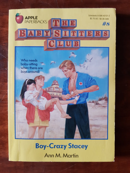 Martin, Ann M - Baby Sitters Club 08 (Paperback)
