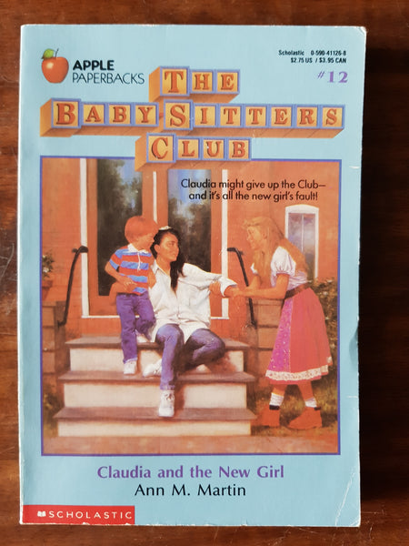 Martin, Ann M - Baby Sitters Club 12 (Paperback)