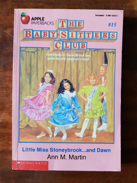 Martin, Ann M - Baby Sitters Club 15 (Paperback)