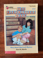Martin, Ann M - Baby Sitters Club 17 (Paperback)
