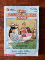 Martin, Ann M - Baby Sitters Club 19 (Paperback)
