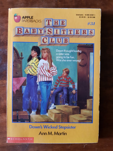 Martin, Ann M - Baby Sitters Club 31 (Paperback)