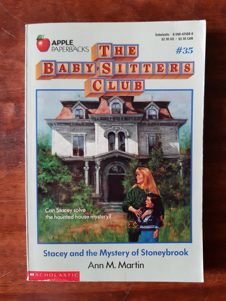 Martin, Ann M - Baby Sitters Club 35 (Paperback)