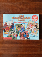 Martin, Ann M - Baby Sitters Club Postcard Book (Paperback)