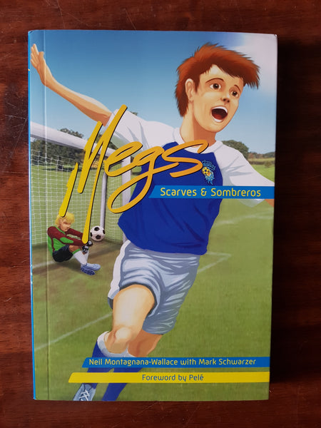 Montagnana-Wallace, Neil - Megs and the Vootball Kids 02 (Paperback)