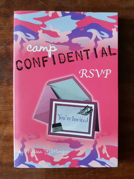 Morgan, Melissa J - Camp Confidential 06 RSVP (Paperback)