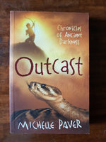 Paver, Michelle - Chronicles of Ancient Darkness 05 Outcast (Paperback)