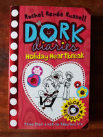 Russell, Rachel Renee - Dork Diaries Holiday Heartbreak (Paperback)