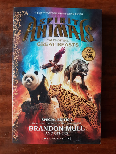 Spirit Animals - Spirit Animals Tales of the Great Beasts (Paperback)