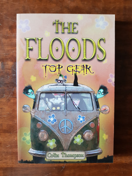 Thompson, Colin - Floods 07 (Paperback)