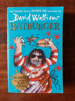 Walliams, David - Ratburger (Paperback)