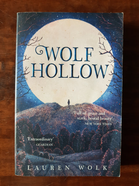 Wolk, Lauren - Wolf Hollow (Paperback)