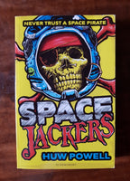 Powell, Huw - Space Jackers (Paperback)