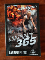 Lord, Gabrielle - Conspiracy 365 Revenge (Paperback)