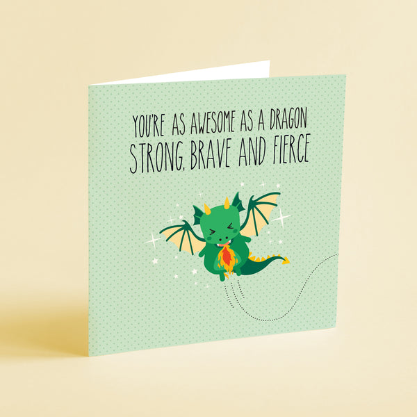 The Little Blah - You're As Awesome as a Dragon