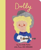 Little People Big Dreams Board Book - Dolly Parton