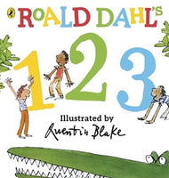Board Book - Roald Dahl's 123