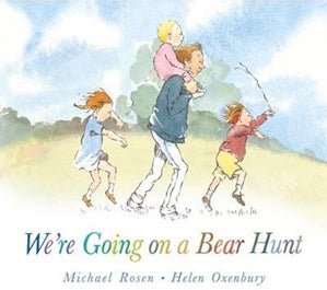 Board Book - Rosen, Michael - We're Going on a Bear Hunt