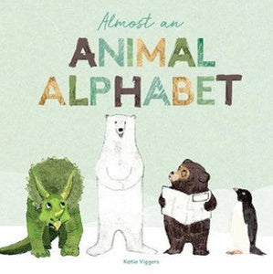 Hardcover - Viggers, Katie - Almost an Animal Alphabet