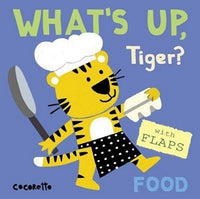 Board Book - What's Up Tiger?