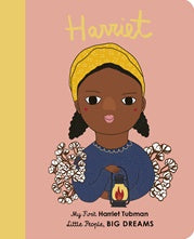 Little People Big Dreams Board Book - Harriet Tubman