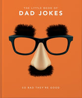Little Book of Series - Dad Jokes