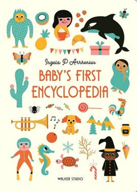 Board Book - Baby's First Encyclopedia