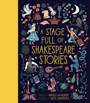 Hardcover - McCallister, Angela - Stage Full of Shakespeare Stories