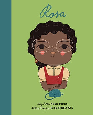Little People Big Dreams Board Book - Rosa Parks