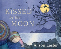Board Book - Lester, Alison - Kissed by the Moon