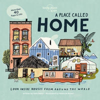 Board Book - Lonely Planet - A Place Called Home
