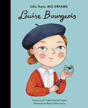 Little People Big Dreams Hardcover - Louise Bourgeois